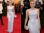Diane Kruger In Hugo Boss - 2014 Met Gala