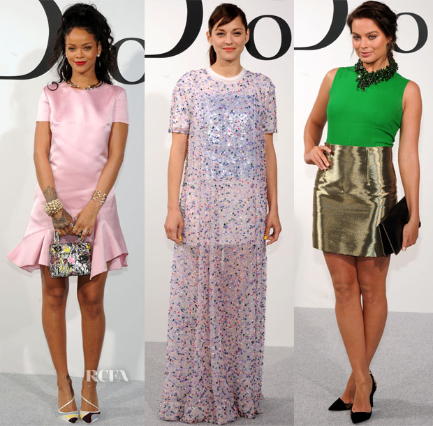 Dior Cruise 2015 Front Row