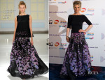 Emilia Fox In Temperley London - The Radio Academy Awards