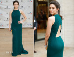 Emmy Rossum In Lanvin - American Ballet Theatre 2014 Opening Night Spring Gala