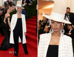 Erykah Badu In Givenchy Couture - 2014 Met Gala