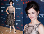 Eva Green In Dsquared² - Sky Atlantic's 'Penny Dreadful' Photocall