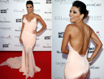Eva Longoria In Gabriela Cadena - The Global Gift Gala