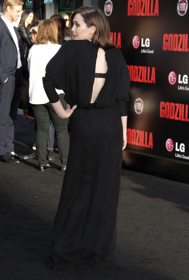 Elizabeth Olsen in Chloé