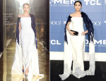 Fan Bingbing In Georges Chakra Couture - 'X-Men: Days Of Future Past' World Premiere