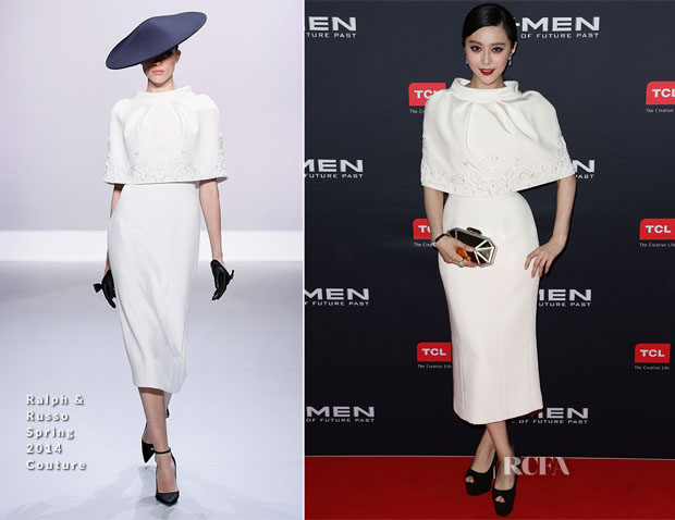 Fan Bingbing In Ralph & Russo - X-Men Days of Future Past' Melbourne Premiere