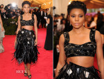 Gabrielle Union In Prada - 2014 Met Gala