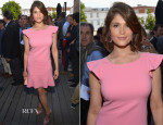 Gemma Arterton In Emilio Pucci - International Achievement In Film Party