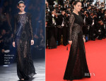 Gong Li In Roberto Cavalli -  'Grace of Monaco' Cannes Film Festival Premiere & Opening Ceremony