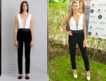 Heidi Klum In Jenni Kayne - Hamptons Magazine Celebrates Memorial Day