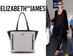 Heidi Klum's Elizabeth and James Perforated 'James' Tote