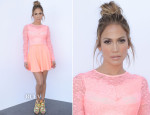 Jennifer Lopez In ASOS - 'American Idol Season 13' Top 4 Live Performance Show