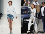 Jennifer Lopez In Rachel Zoe - Jimmy Kimmel Live!