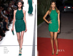 Jourdan Dunn In Elie Saab - World Music Awards 2014
