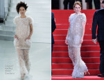 Julianne Moore In Chanel Couture - 'Maps To The Stars' Cannes Film Festival Premiere