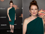 Julianne Moore In Lanvin - 'The Hunger Games: Mockingjay Part 1' Party