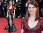 Julianne Moore In Louis Vuittion - 'Mr Turner' Cannes Film Festival Premiere