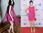 Kacey Musgraves In Azzaro - 25th Annual GLAAD Media Awards