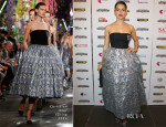 Kangana Ranaut In Christian Dior - IFFM Awards 2014