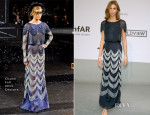 Karlie Kloss In Chanel Couture - amfAR Cinema Against Aids Gala