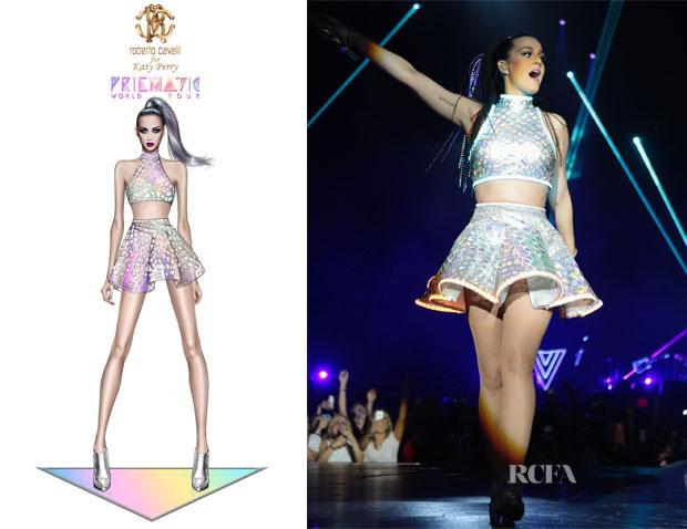 Katy Perry Roberto Cavalli