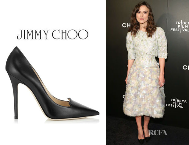 Keira Knightley's Jimmy Choo 'Avril' Pumps
