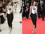 Kendall Jenner In Chanel - 'Grace of Monaco' Cannes Film Festival Premiere & Opening Ceremony