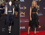 Kim Raver In Erdem - '24: Live Another Day' World Premiere