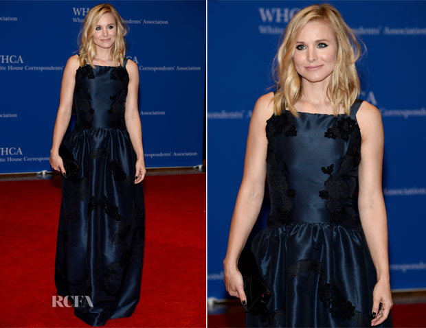Kristen Bell In Dolce & Gabbana - 100th Annual White House Correspondents' Association Dinner