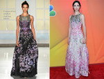 Krysten Ritter In Temperley London  - 2014 NBC Upfront Presentation