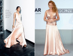 Kylie Minogue In Juan Carlos Obando - amfAR Cinema Against Aids Gala