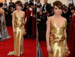 Lea Michele In Altuzarra - 2014 Met Gala