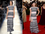Lily Allen In Chanel Couture - 2014 Met Gala