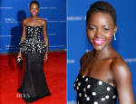 Lupita Nyong'o In Oscar de la Renta - 100th Annual White House Correspondents' Association Dinner