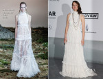Marion Cotillard In Alexander McQueen - amfAR Cinema Against Aids Gala