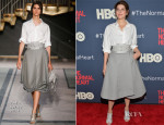 Marisa Tomei In Tod's - 'The Normal Heart' New York Premiere