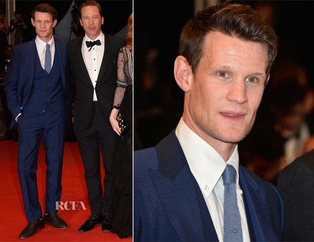 Matt Smith In Thom Sweeney - 'Lost River' Cannes Film Festival Premiere
