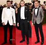2014 Met Gala Menswear Roundup