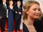 Mia Wasikowska In Louis Vuitton - 'Maps To The Stars' Cannes Film Festival Premiere