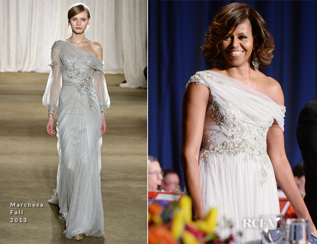 Michelle-Obama-In-Marchesa-100th-Annual-White-House-Correspondents-Association-Dinner2