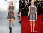 Michelle Williams In Louis Vuitton - 2014 Met Gala