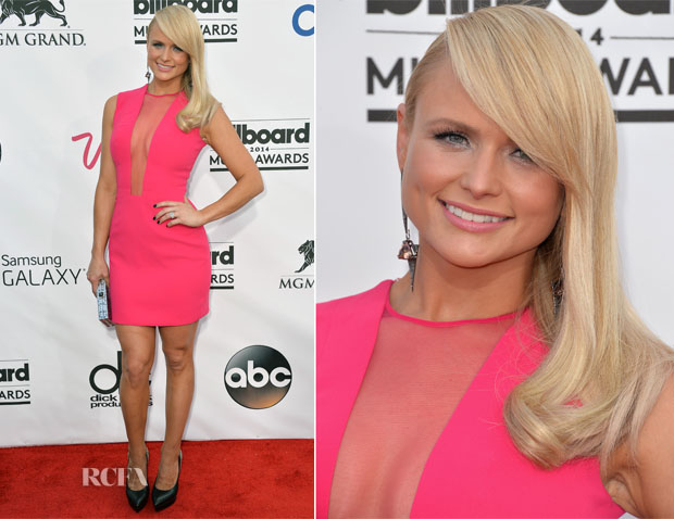 Miranda Lambert In Georges Hobeika Signature - 2014 Billboard Music Awards
