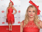 Miranda Lambert In Randi Rahm - 140th Kentucky Derby