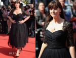 Monica Bellucci In Dolce & Gabbana - 'The Wonders' Cannes Film Festival Premiere