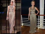 Naomi Watts In Armani Privé - Vanity Fair And Armani Party