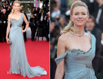 Naomi Watts In Marchesa - 'How To Train Your Dragon 2′ Cannes Film Festival Premiere