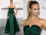 Natasha Poly In Marni - amfAR Cinema Against Aids Gala