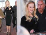 Nicole Kidman In Alexander McQueen - Canal+