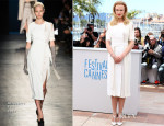 Nicole Kidman In Altuzarra - 'Grace of Monaco' Cannes Film Festival Photocall