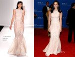 Olivia Munn In J. Mendel - 100th Annual White House Correspondents' Association Dinner